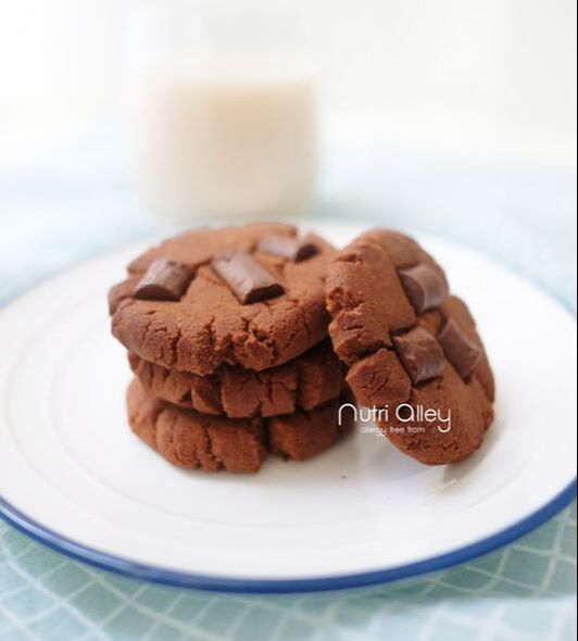 gluten free cookie mix+ 無麩質曲奇預拌粉